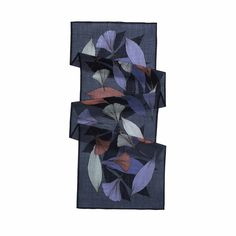 FW16 Enchanted Forest wool scarf