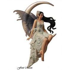 Frost Moon Nene Thomas Fairies Couture Fairy on Moon