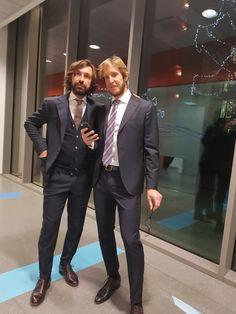 Pirlo e Ambrosini