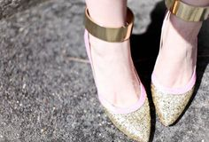 we know what shoes we need for NYE...