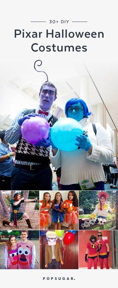 new products a6962 247c2 Every DIY Pixar Costume You Could Possibly Think of in 1 Place Déguisement  Adulte Diy,