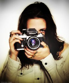 Mmmm...Nikon F2 Photomic. #girls #cameras #Nikon