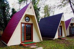 Bungalow Hotel Cansu Phone Numbers and Contact Information - Oteliletisim . Cabin House Plans, Tiny House Cabin, Tiny House Design, Cabin Homes, Small House Plans, Hut House, Dome House, Bungalow Hotel, Pallet House