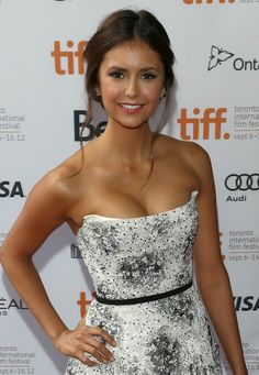If I could be anyone famous I would be her! Love Nina Dobrev!