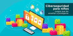 Juegos de ciberseguridad para niños