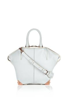 Alexander Wang - Plaster Small Emile In Plaster With Rose Gold $648 ($925) ~30% off
