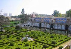 Jardim lisboeta entre os mais belos do mundo
