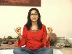 Yoga for Migraine Headaches : Healing Hand Mudra for Migraines