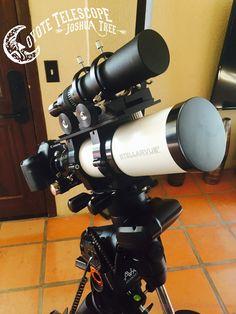 Stellarvue SV80ST-25SV Imaging Rig, CoyoteTelescope