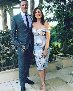Amanda Jason with husband Mark