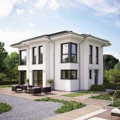 Hier Finden Sie Ihr Einfamilienhaus Evolution 122 V14 Fertighaus Mit  Walmdach, Das Ihnen 122,