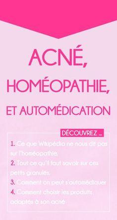 Acné et homéopathie : ça marche vraiment ? (+ comment s'automédiquer ?) - Sweet & Sour | Healthy & Happy Living