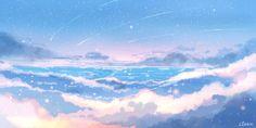 Cute Desktop Wallpaper, Wallpaper Notebook, Aesthetic Desktop Wallpaper, Macbook Wallpaper, Anime Scenery Wallpaper, Landscape Wallpaper, Kawaii Wallpaper, Computer Wallpaper, Galaxy Wallpaper