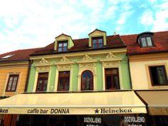 Tkalčićeva street Croatia, Mansions, Street, House Styles, Home Decor, Heineken, Decoration Home, Manor Houses, Room Decor