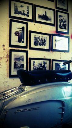 Lambretta Silver Special ...