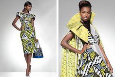 DZine Trip | African Fashion Fabrics by Dutch textile manufacturer Vlisco | http://dzinetrip.com