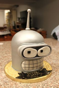 Bender from Futurerama