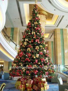 Giant Artificial Christmas Trees, Big Christmas tree,Giant Sequoia Tower Tree