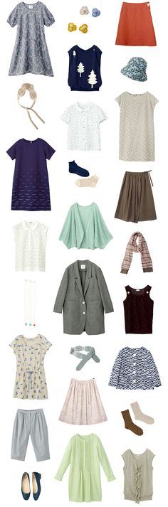 2011 Spring & Summer Collection - Pick Up | Sally Scott