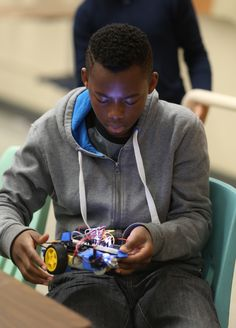 Program Opens the Door to Kids with a Drive for STEM