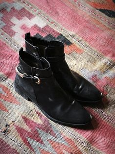 Jeffrey Campbell Dylan Ankle Boot at Free People Clothing Boutique