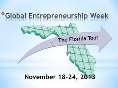 Don't miss Global Entrepreneurship Week: The Florida Tour - Spark Growth 11/18-11/24