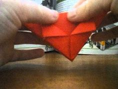 origami B-Wing - YouTube