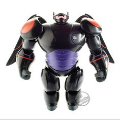 New Big Hero 6 toys might point to a new animated project...