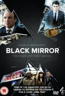 """Black Mirror (TV mini-series 2011–?).  Unique plots.  Feels reminiscent of some of the more interesting """"The Outer Limits"""" episodes."""