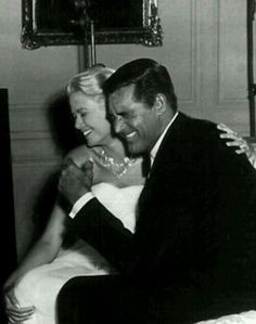 Grace Kelly , Cary Grant