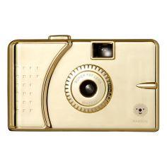 Wide-Angle 33mm Camera