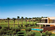 Luxury Townhouses -Salgados, Albufeira, Algarve, Portugal - Just a few minutes walk to Salgados beach and golf course, this exclusive resort has been designed with a modern style of architecture. - http://www.portugalbestproperties.com/component/option,com_iproperty/Itemid,8/id,16/view,property/#
