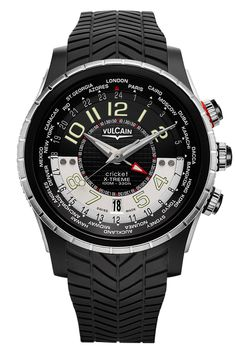 dabd4ec9801 Vulcain GMT Extreme Sport Watches
