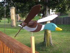 whirlygig | Mallard Duck Whirligig (2009)