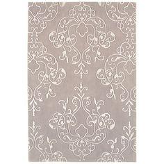 3100** akryl Šedý koberec  Asiatic Carpets Harlequin Oldschool, 180 x 120 cm