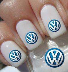 VW Nail Art