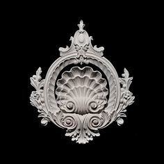Series Shells and Shield Acanthus Leaf Resin Centerpiece Hindu Statues, Greek Statues, House Outside Design, Diy Garden Fountains, Color Mixing Chart, Classic House Design, Decorative Mouldings, Royal Design, Acanthus