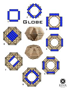 Spiral and Globe Diagrams fait