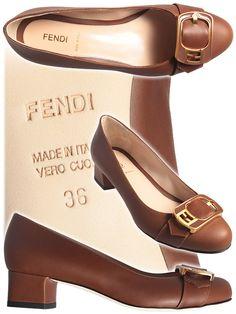 Fendi Womens Shoes