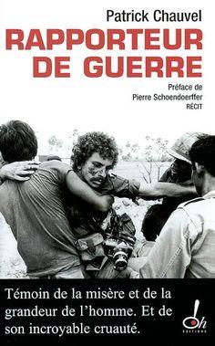 Depuis 35 ans, Patrick Chauvel a participé en tant que photographe à de nombreuses guerres : le Moyen-Orient, le Vietnam, l'Angola, le Cambodge, l'Irlande, l'Erythrée, le Liban, l'ex-Yougoslavie et la Tchétchénie. Blessé plusieurs fois, il raconte la peur quotidienne et la mort qui menace, il réfléchit sur sa position de témoin et sur ce qui le pousse à repartir.