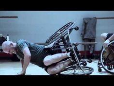 Guinness - Comercial de basketball en silla de ruedas