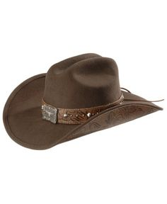 61c267f60a6 Bullhide Great Divide Wool Cowgirl Hat Mens Western Hats