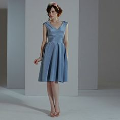Phase Eight Duck Egg anya dress- at Debenhams.com