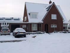 My own house :) The Netherlands