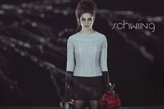 ALYCE - LIGHT GREY www.schwiing.net Lace Skirt, Grey, Skirts, Fashion, Fall Winter 2014, Gray, Moda, Fashion Styles, Skirt