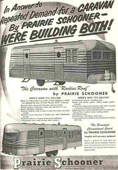 1951 Prairie Schooner