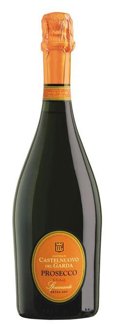 Prosecco. Nice alternative to Champaigne.