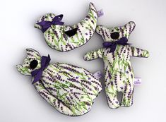 Excited to share this item from my shop: Handmade Cotton Staffed Baby Toy with Lavender Home Aromatherapy Sleep Help Washable Staffed Cat Bird Retreat Gifts, Mini Teddy Bears, Sleep Help, Lavender Buds, Velvet Material, Friends In Love, Baby Toys, Baby Animals, Baby Shower Gifts