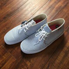 Women's vans size 8.5 Women's Vans size 8.5. Brand new, never worn. Vans Shoes Sneakers
