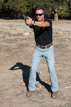 Defensive Handgun Stances
